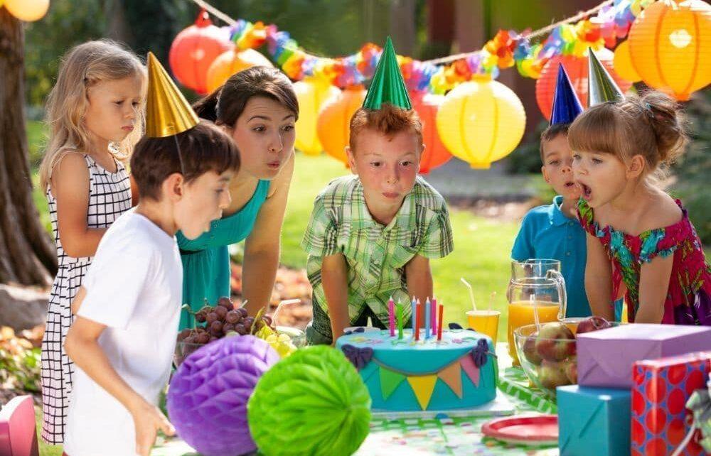 anniversaire d'un enfant